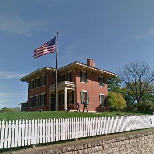 Ulysses S. Grant Home (StreetView)