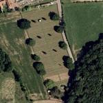 Ecoivres Military Cemetery (Google Maps)