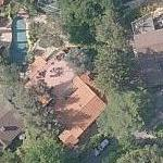 Demi Lovato's New Home (Yahoo Maps)