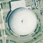 Tacoma Dome (Yahoo Maps)