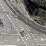 """Matrix Reloaded"" Freeway Chase - Former Naval Air Station (Yahoo Maps)"