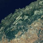 Serra de Tramuntana (Yahoo Maps)