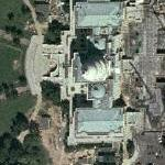 US Capitol Building (Yahoo Maps)