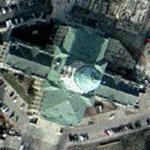 Kansas State Capitol (Yahoo Maps)