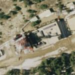 Sandia Crest Tower Site (Yahoo Maps)