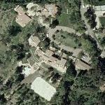 Steven Spielberg's House (Yahoo Maps)