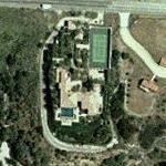 Cher's House (Yahoo Maps)