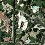 Stevie Nicks' House (former) (Yahoo Maps)