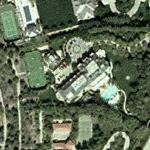 Rod Stewart's House (Yahoo Maps)