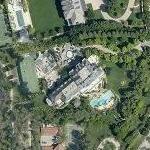 Rod Stewart's House (Yahoo Maps)