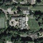 Craig McCaw's House (Yahoo Maps)