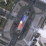 Place de la Concorde (Yahoo Maps)