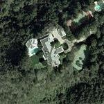 Samuel L. Jackson's House (Yahoo Maps)