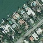 Matt Damon's House (Yahoo Maps)