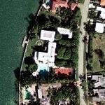 Barry Gibb's House (Yahoo Maps)