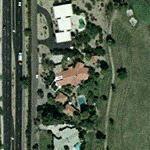 Leslie Nielsen's House (Yahoo Maps)