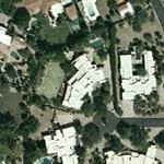 Dan Quayle's House (Yahoo Maps)