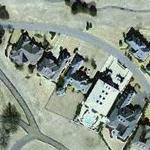 "Anfernee ""Penny"" Hardaway's House (Yahoo Maps)"