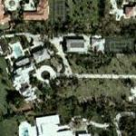Greg Norman's House (Yahoo Maps)