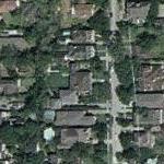 Craig Biggio's House (Yahoo Maps)