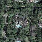 Roger Clemens' House (Yahoo Maps)