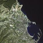 Melilla (Yahoo Maps)