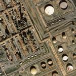 Valero Benicia Refinery (Yahoo Maps)