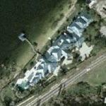 Shaquille O'Neal's House (Yahoo Maps)