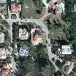 Maria Sharapova's House (Yahoo Maps)