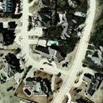 Scott Verplank's House (Yahoo Maps)
