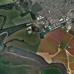 Cargill Salt Ponds (Yahoo Maps)