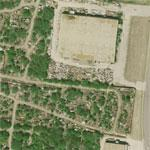 Aircraft Junk Yard (Yahoo Maps)