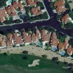 Robin Leach's House (Yahoo Maps)