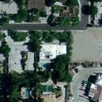 Jerry Lewis' House (Yahoo Maps)