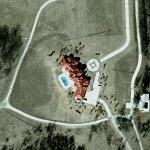 Garth Brooks & Trisha Yearwood's House (Yahoo Maps)