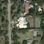 Jon Secada's House (Yahoo Maps)