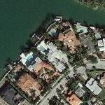Shakira's House (Yahoo Maps)