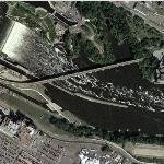 Stone Arch Bridge (Yahoo Maps)