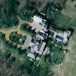 Tom Frist's House (Yahoo Maps)