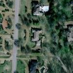 Bryan White's House (Yahoo Maps)