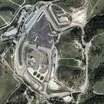 Laguna Seca Raceway (Yahoo Maps)