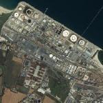 API Falconara Marittima Refinery (Censored in Local.Live) (Yahoo Maps)