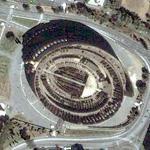 Coliseum Rome (Yahoo Maps)