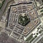 Pentagon (Yahoo Maps)