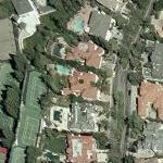 Avril Lavigne's House (former) (Yahoo Maps)