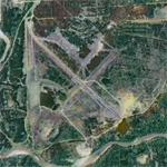 Sharpe Field- once home to the Tuskegee Airmen (Yahoo Maps)