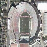 Camp Randall Stadium (Yahoo Maps)