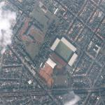 Olympic Stadium Antwerp (Yahoo Maps)