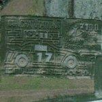 On Wisconsin maze (Yahoo Maps)