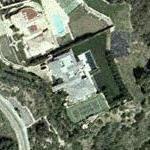 Gwen Stefani & Gavin Rosdale's House (Yahoo Maps)